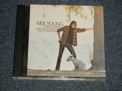 画像1: NEIL YOUNG with CRAZY HORSE - EVERYBODY KNOWS THIS IS NO WHERE? (MINT-/MINT) / 1987 US AMERICA ORIGINAL 1st PRESS Used CD