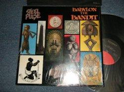 画像1: STEEL PULSE - BABYLON THE BANDIT (MINT/MINT) / 1985 US AMERICA ORIGINAL Used LP