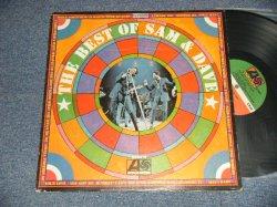 """画像1: SAM & DAVE -THE BEST OF (Ex++/Ex++ Looks:Ex++) / 1969  US AMERICA ORIGINAL1st Press """"1841 BROADWAY GREEN and RED LABEL"""" Used LP"""