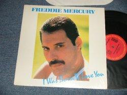 """画像1: FREDDIE MERCURY of QUEEN -  MR. BAD GUY(MINT/MINT) / 1985 US AMERICA  ORIGINAL Used 12"""""""
