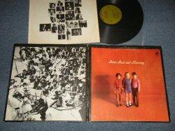 """画像1: PP&M PETER PAUL & MARY - PETER PAUL & MAMMY (Ex+/Ex+++ EDSP) / 1969 US AMERICA ORIGINAL 1st Press """"GREEN with W7 Label"""" """"STEREO"""" Used LP"""
