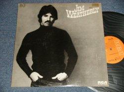 "画像1: JIM WEATHERLY - I'm WEATHERLY (Ex++/Ex+++ B-5:Ex WOBC) / 1973 US AMERICA ORIGINAL ""PROMO"" Used LP"
