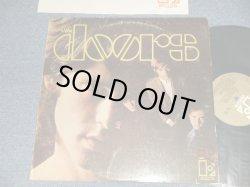 """画像1: THE DOORS - THE DOORS (DEBUT ALBUM)(Matrix #A)EKL 4007A (A)  B)EKL 4007B (A)) (Ex+/Ex+ Looks:Ex) /1967 US AMERICA ORIGINAL 1st Press """"GOLD Label"""" MONO Used LP"""