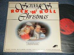 画像1: ost V.A Various (Mike Love, Three Dog Night, Paul Revere And The Raiders, The Association  + More)   SCROOGE'S ROCK 'N' ROLL CHRISTMAS (MINT-/MINT) / 1983 US AMERICA ORIGINAL Used LP