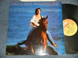 画像1: CAROLE KING - THOROUGHBRED (MINT-/MINT-) / 1980's Verson? UK ENGLAND REISSUE Used LP