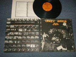 """画像1: CRAZY HORSE - LOOSE (MINT-/Ex+++MINT- Cutout) / 1972 US AMERICA ORIGINAL 1st Press """"BROWN Label"""" Used LP"""