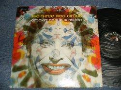 画像1: The THREE RING CIRCUS - GROOVIN' ON THE SUNSHINE (Ex+++/MINT-) /1968 US AMERICA ORIGINAL Used LP