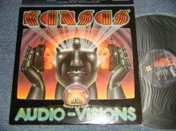 画像1: KANSAS - AUDIO-VISIONS (Ex++/MINT-)  / 1980 US AMERICA ORIGINAL Used LP