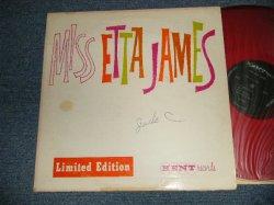 "画像1: ETTA JAMES -MISS ETTA JAMES (Ex/Ex+++ WOFC, EDSP) / 1964 Version US AMERICA ORIGINAL ""Limited RED WAX/VINYL"" Used LP"