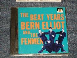 画像1: Bern Elliott & The Fenmen - The Beat Years (Ex++/MINT) / 1993 UK ENGLAND ORIGINAL Used CD