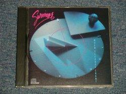 画像1: SURVIVOR - WHEN SECOND COUNT(MINT-/MINT) / 1986 US AMRERICA ORIGINAL Used CD