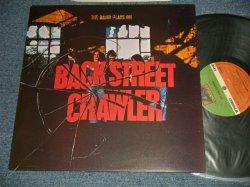 画像1: BACK STREET CLAWLER (PAUL KOSSOFF (Ex: FREE)) - THE BAND PLAYS ON (Matrix # A)A4 B)B4) (Ex+++-/MINT-) / 1975 UK ENGLAND ORIGINAL Used LP
