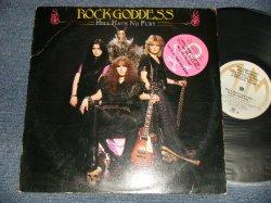 画像1: ROCK GODDESS (LADY/GIRL HARD ROCKER) - HELL HATH NO FURY (Ex++/MINT-) / 1983 US AMERICA ORIGINAL Used LP