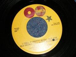 """画像1: LITTLE STEVIE WONDER - A)I Call It Pretty Music, But The Old People Call It The Blues (Part 1)   B)I Call It Pretty Music, But The Old People Call It The Blues (Part 2) (Ex+/Ex+ BB, WOL) / 1963 US AMERICA ORIGINAL Used 7"""" 45 rpm Single"""