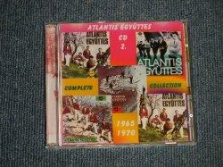 """画像1: ATLANTIS EGYUTTES - COMPLETE COLLECTION (NEW) / GERMAN """"Brand New"""" 2-CD-R"""
