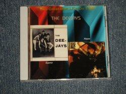 """画像1: The DEEJAYS - DEEJAYS + HAZE (NEW) / GERMAN """"Brand New"""" CD-R"""