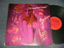 """画像1: THE ELECTRIC FLAG - A LONG TIME COMIN (Ex/MINT-) / Early 1970's Version US AMERICA REISSUE 2nd Press Label """"PROMO Stamp"""" STEREO Used LP"""