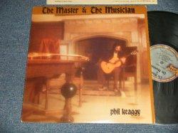画像1: PHIL KAEGGY GUITAR PLAYER) - THE MASTER & THE MUSICIAN (Ex+++MINT-) / 1978 US AMERICA ORIGINAL Used LP