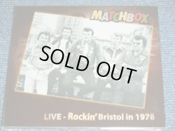 画像1: MATCHBOX - LIVE-ROCKIN' BRISTOL IN 1978 / 2010 FINLAND ORIGINAL BRAND NEW Sealed CD