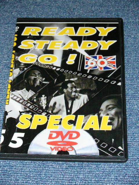 otis redding ready steady go dvd
